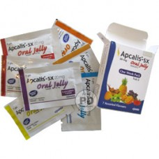Apcalis sx 20 MG Oral Jelly Kamagra Oral Jelly Cialis 21 sachets 3 weekpacks