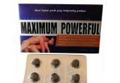 Maximum Powerful Libidopil 2800mg 60 Erectiepillen