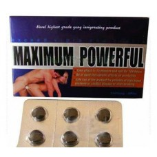 Maximum Powerful Lustpil Erectiepil 2800mg 30 Erectiepillen