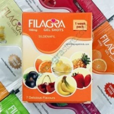 Filagra Oral Jelly Vloeibare Kamagra Ajanta Pharma 2 Weekpacks 14 sachets