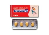 Tadacip Tadalafil Erectalis 20 mg Super weekendpil 60 Tabletten