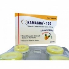 Kamagra Polo 100mg Sildenafil 5 strippen 20 Tabletten