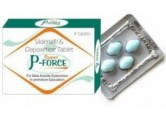 Super P force Sildenafil Dapoxetine 2 strippen 8 erectiepillen