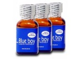 Poppers Blue Boy Leathercleaners 12 flesjes 24ML