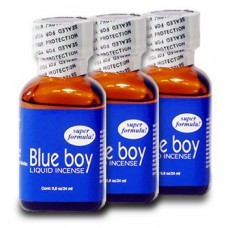 Poppers Aanbieding Blue Boy 3 flesjes 24ml