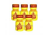 Rush Ultra Strong Roomodoriser Poppers 5 flesjes