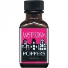 Amsterdam Rush Poppers Leathercleaners Roomodorizer 24 ml XL 3 flesjes